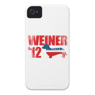 WEINER '12 Faded.png iPhone 4 Covers