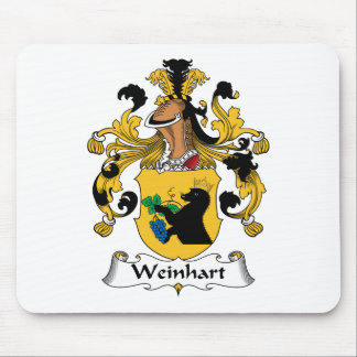Weinhart Family Crest Mouse Pad