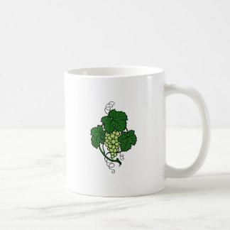 weintrauben vine grapes vine coffee mugs