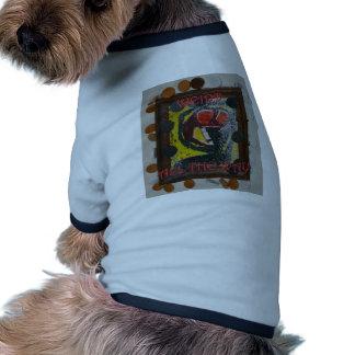 Weird All The Way on Outsider Art - Not Night Dog T Shirt