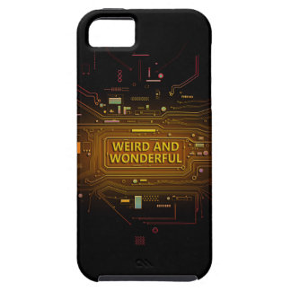 Weird and wonderful. iPhone 5 covers