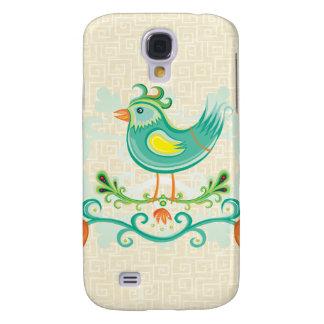 Weird Bird Galaxy S4 Case