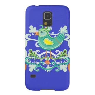 Weird Bird Galaxy S5 Cases
