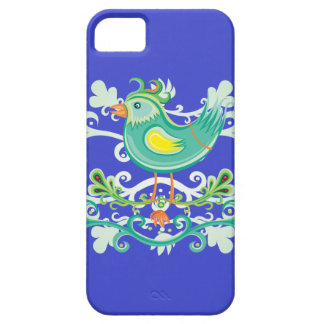 Weird Bird iPhone 5 Cover