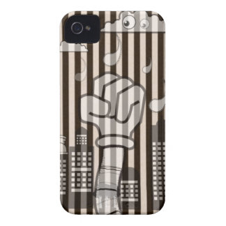 Weird City iPhone Case