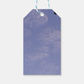 Weird Clouds 1 Gift Tags