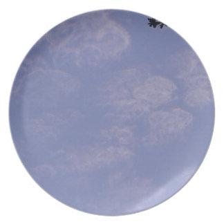 Weird Clouds 1 Plate