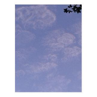 Weird Clouds 1 Postcard