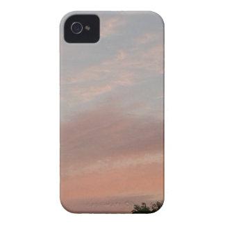 Weird Clouds 2 iPhone 4 Cases