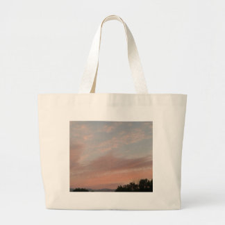 Weird Clouds 2 Large Tote Bag
