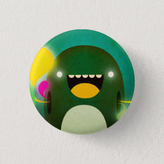 Weird friend ***//// 3 cm round badge