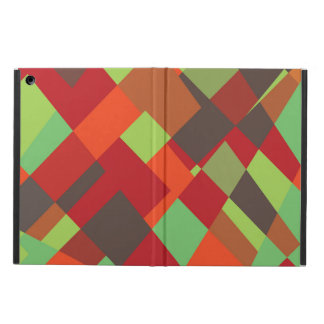 Weird Grid Case iPad Air Cover