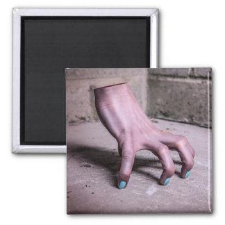 Weird Hand magnet