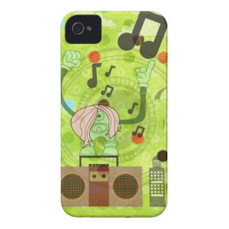 Weird Jams iPhone Case iPhone 4 Case-Mate Cases