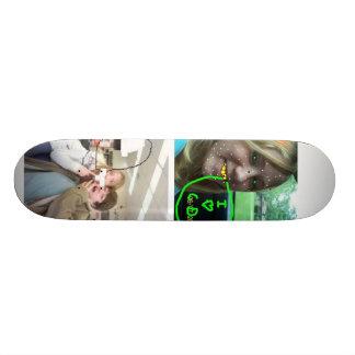 weird, kaitlyne skateboards