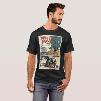 Weird Moon Halloween T-Shirt