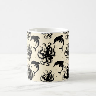 Weird Octopuses and Dolphins | Classic Mug