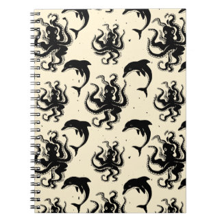 Weird Octopuses and Dolphins   Notebook