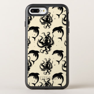 Weird Octopuses and Dolphins | Phone Case