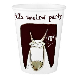 weird party funny cattle humorous cartoon