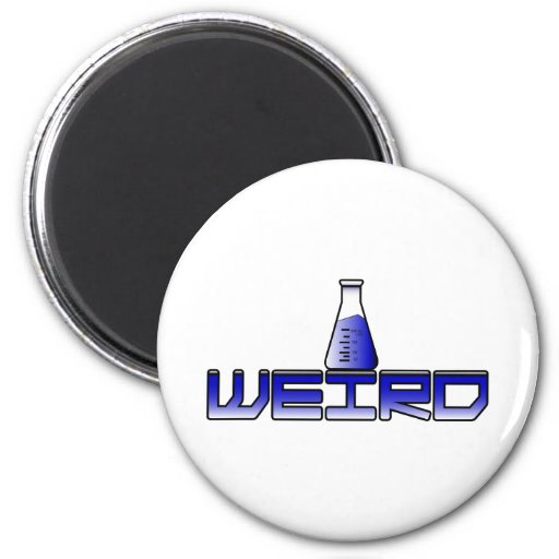 Weird Science Refrigerator Magnets