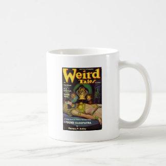 weird tales art coffee mugs