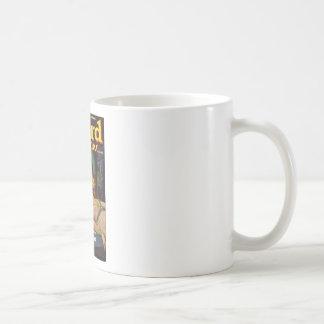 weird tales art mug