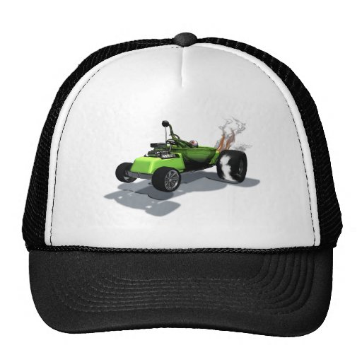 Weird Wheels Thing Mobile Hat