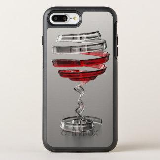 Weird Wine Glass OtterBox Symmetry iPhone 7 Plus Case