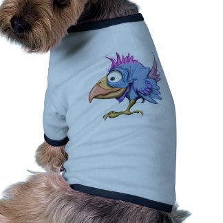 Weirdo Bird Ringer Dog Shirt