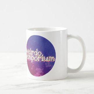 Weirdo Emporium Basic White Mug