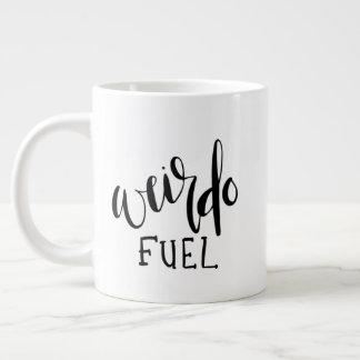 Weirdo Fuel Large Coffee Mug