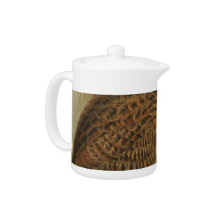 Weka Semi-Abstract Teapot
