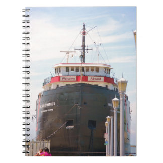 """Welcome Aboard"" collection Notebooks"