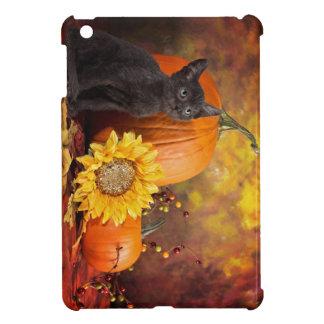 Welcome Autumn Lykoi Kitten iPad Mini Case