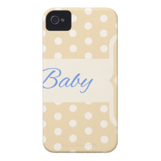 Welcome Baby Design Case-Mate iPhone 4 Case