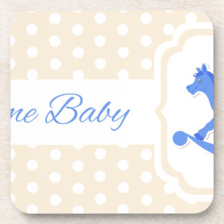 Welcome Baby Design Coaster