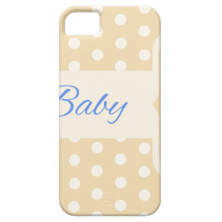 Welcome Baby Design iPhone 5 Cover