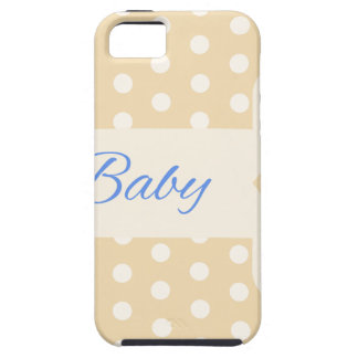 Welcome Baby Design Tough iPhone 5 Case