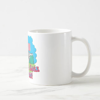 Welcome Back Clinton -- Anti Obama Coffee Mug