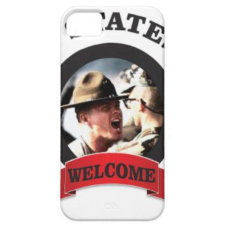 welcome boys case for the iPhone 5