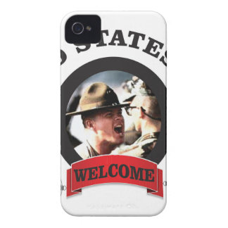 welcome boys iPhone 4 covers