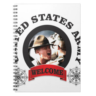welcome boys notebooks
