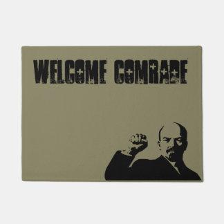 Welcome Comrade Lenin Doormat