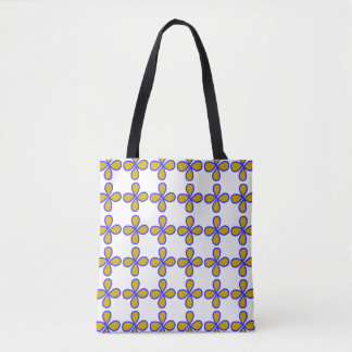 Welcome / Custom All-Over-Print Tote Bag