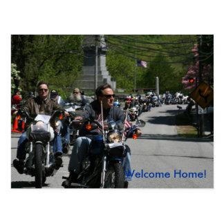 Welcome Home! 06 Postcard