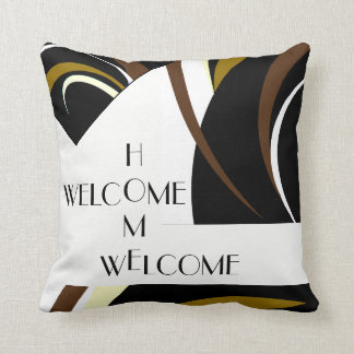 WELCOME HOME Design Cushion