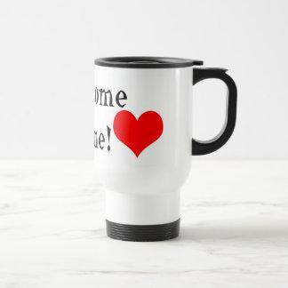 Welcome Home Coffee Mugs