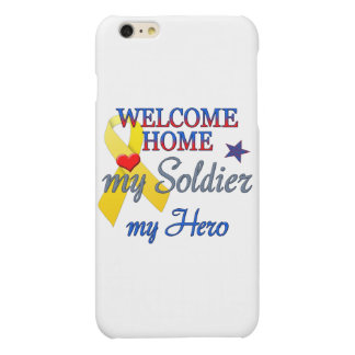 Welcome Home My Soldier My Hero