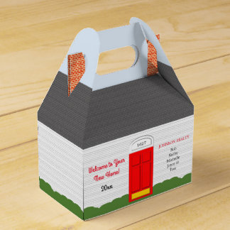 Welcome Home Personalized Housewarming Treat Box